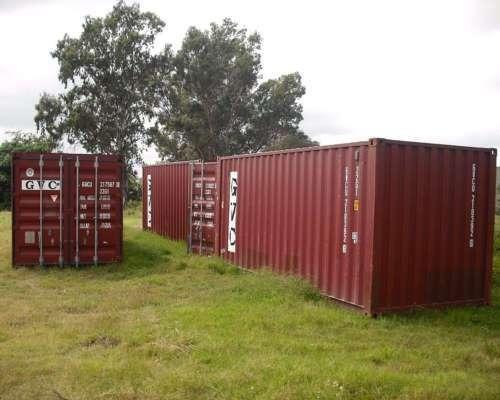 contenedores containers maritimos 40' hc usado necochea