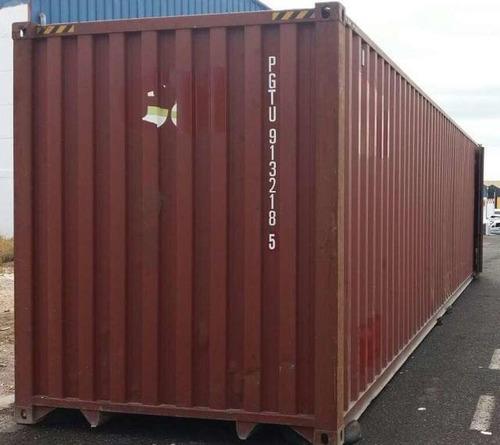 contenedores containers maritimos 40' usado gral madariaga