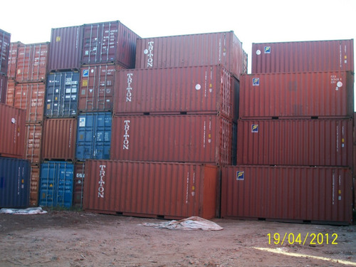 contenedores containers marítimos bs as 40 pies nacionalizad