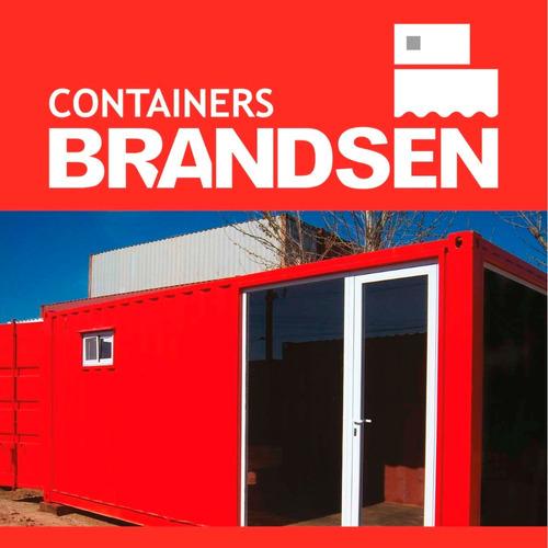contenedores containers marítimos módulos habitables 20 pies