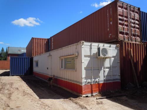 contenedores containers marítimos módulos habitables 40 pies