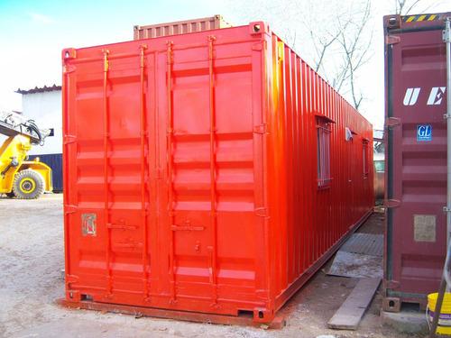 contenedores containers marítimos oficina 10 pies