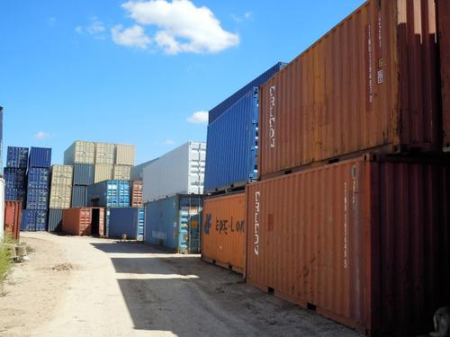 contenedores containers marítimos pintura epoxi 20 pies