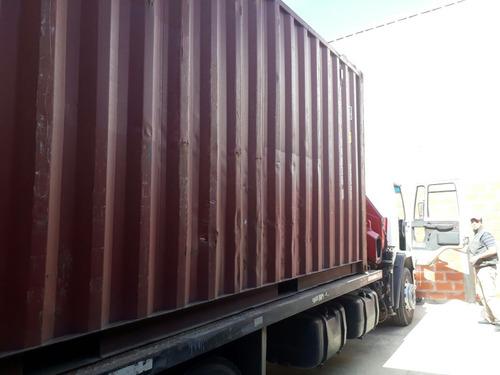 contenedores containers marítimos usados 20 pies  dry