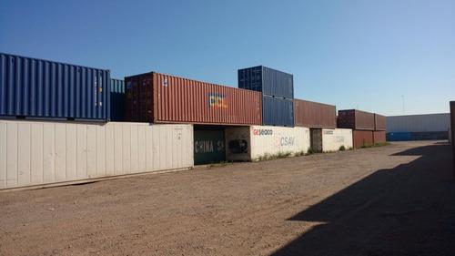 contenedores containers marítimos usados 40