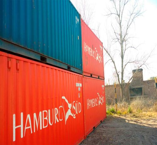 contenedores containers marítimos usados 40 buenos aires