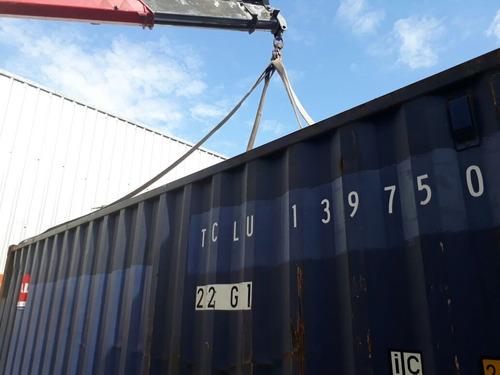 contenedores containers marítimos usados  40 pies hurlnigham