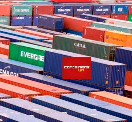 contenedores containers marítimos usados 40 st usuahia