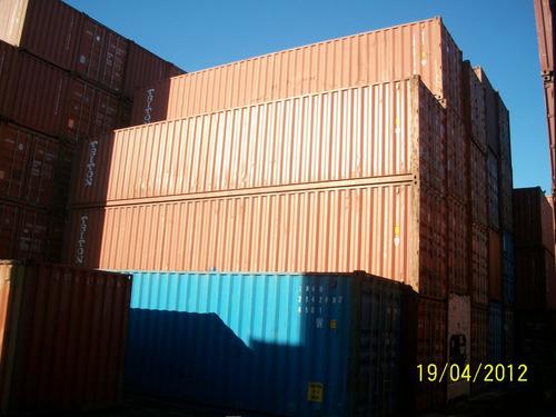 contenedores containers marítimos usados san rafael 20 pies