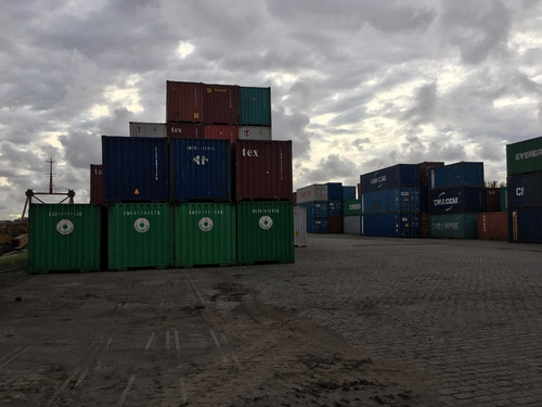 contenedores containers marítimos usados santiago  20 pies