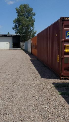 contenedores containers  nacionalizados 40 pies capital fede