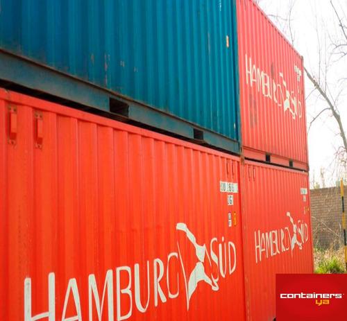 contenedores containers usados  20 pies nacionalizados chaco