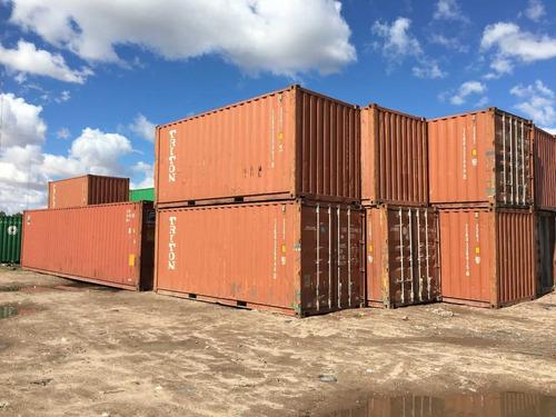 contenedores containres maritimos usados 20 misiones.