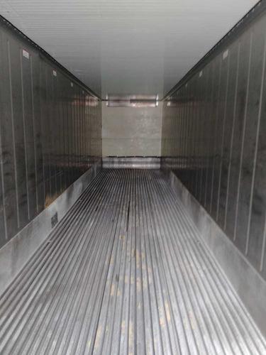 contenedores de 20' - 40' dv y hc, refrigerados usados
