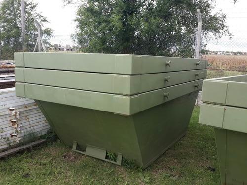 contenedores de 5 mts cubicos