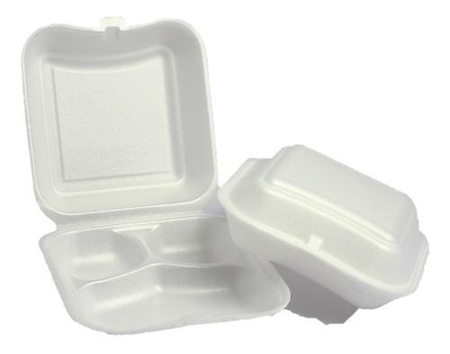 contenedores espumados para delivery fc-11 dividido (1x200)
