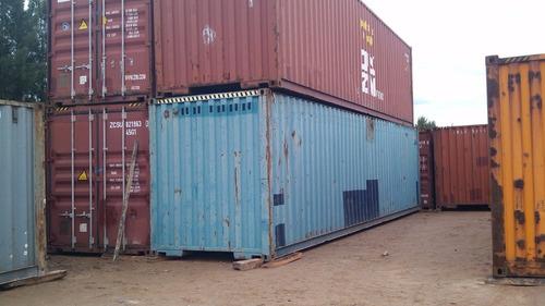 contenedores maritimos 20 containers  a nacionalizar