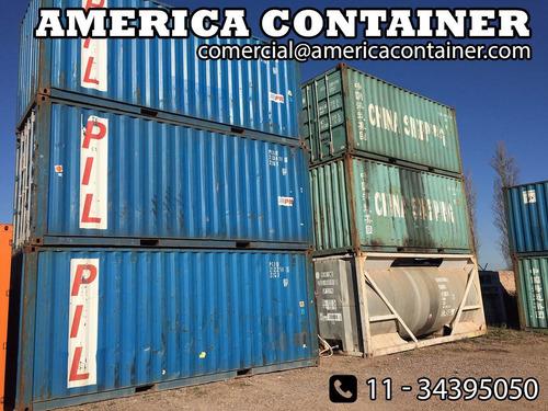 contenedores maritimos 20 costa atlantica nacionalizados