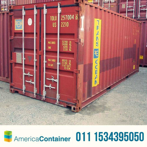 contenedores maritimos 20 nacionalizados buenos aires