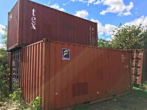 contenedores maritimos 20 obrador seco containers formosa