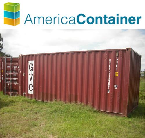 contenedores maritimos 20 pies containes usados san juan