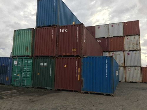 contenedores maritimos 20 pies containes usados san juan.