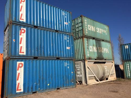 contenedores maritimos 20 pies seco nacionalizado chubut