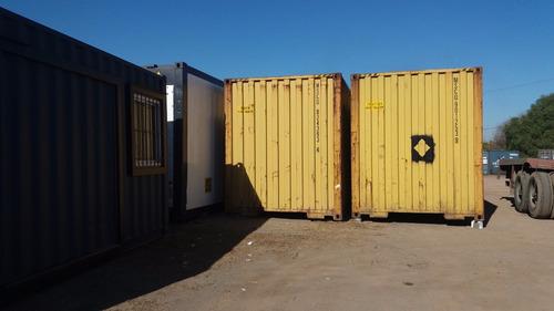 contenedores maritimos 20 pies seco obrador cordoba