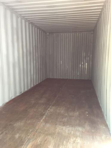 contenedores maritimos 20´ pies secos obrador córdoba