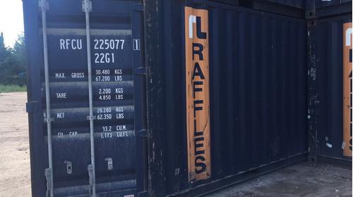 contenedores maritimos 20 pies st usados