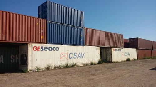 contenedores maritimos 20 seco obrador containers tucuman