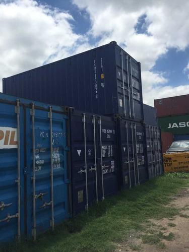 contenedores maritimos  20 st/dv containers santa fe funes.