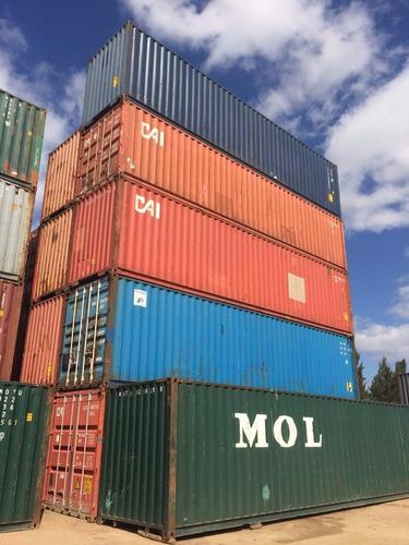contenedores marítimos 20' usados containers  mayorista.