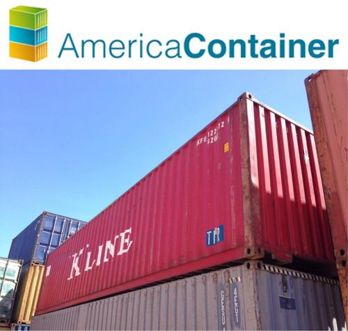 contenedores maritimos 20 y 40 containers a nacionalizar