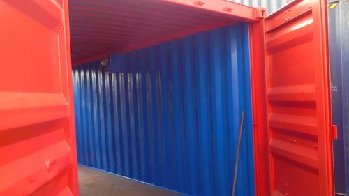 contenedores maritimos 20 y 40 pies