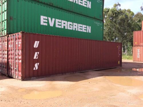 contenedores maritimos 40 pies 1ra sel. nacionalizado chubut