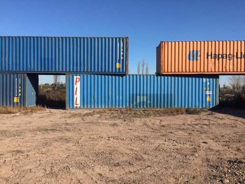 contenedores maritimos 40 pies 1ra seleccion nacionalizado