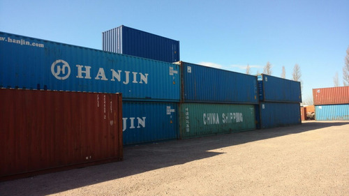 contenedores maritimos 40 pies - containers dry y reefer