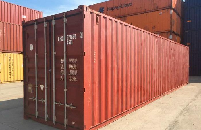 contenedores maritimos 40 pies hc alto usados, nuevos