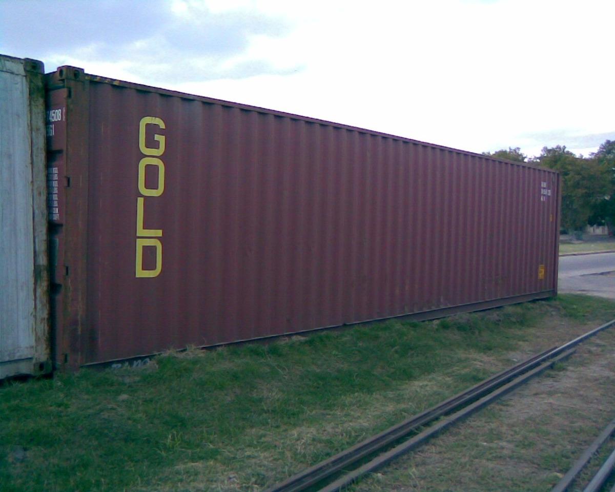 contenedores maritimos 40' pies y high cube como nuevos!!!