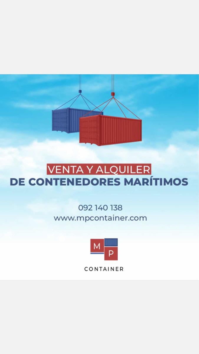 contenedores marítimos al mejor precio