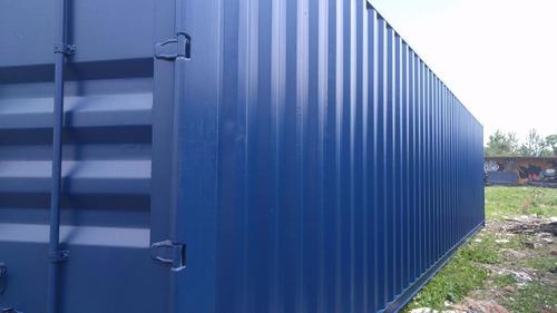 contenedores maritimos container 40 nacionalizado misiones
