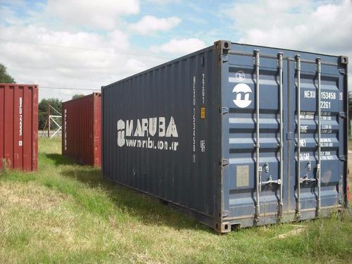 contenedores maritimos container obrador deposito 20 neuquen