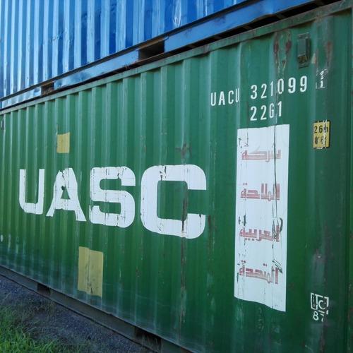 contenedores maritimos - container usado 20' cordoba