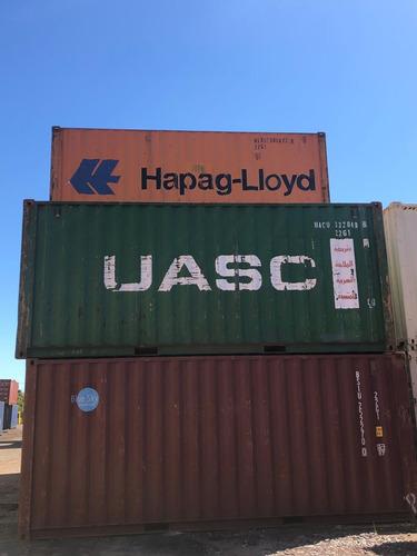 contenedores maritimos - container usado 20' cosquin
