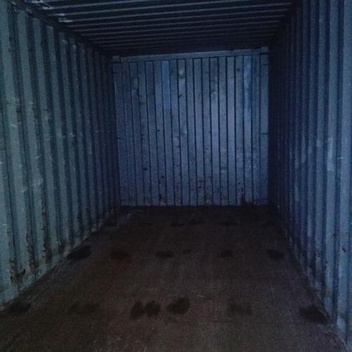 contenedores maritimos - container usado 20' tercero arriba