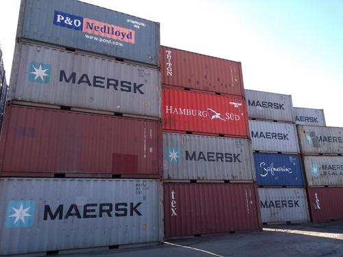 contenedores maritimos - container usado 20' zapala
