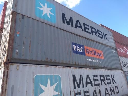 contenedores maritimos - container usado 40' la rioja