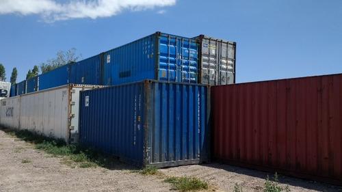 contenedores maritimos container usados 20´ escobar bs as