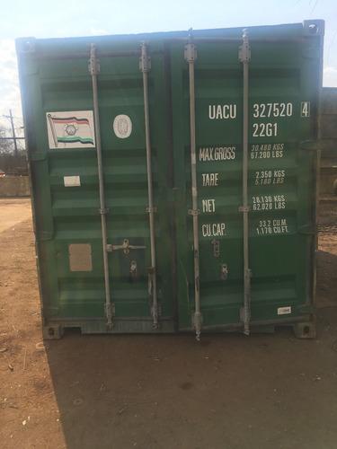 contenedores maritimos container usados 20´ seco baradero